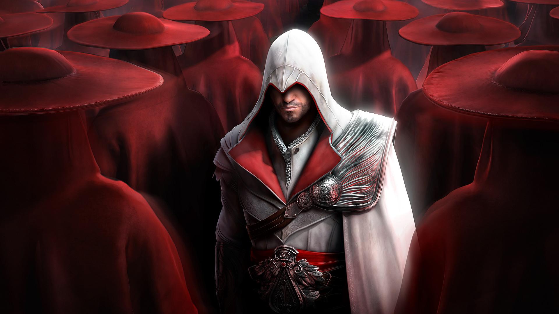 Assassins Creed Brotherhood Wallpaper Hd wallpaper   594348 1920x1080