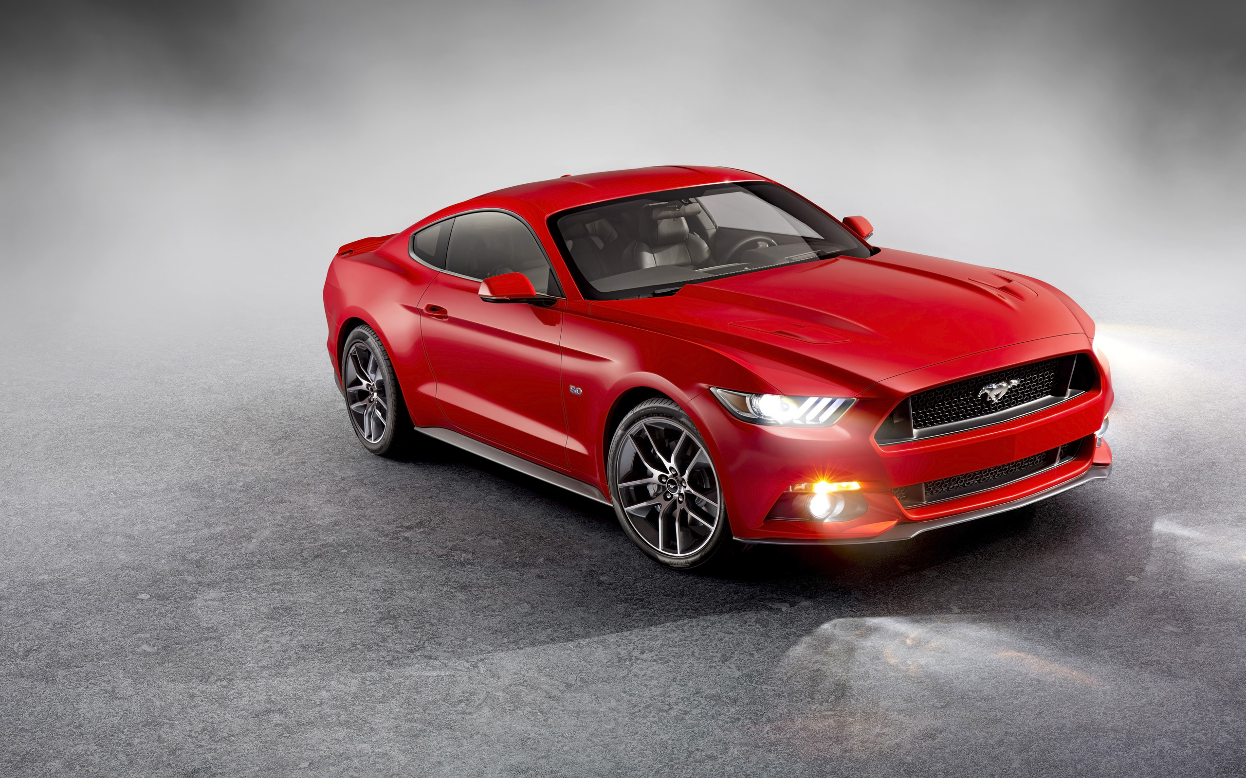 2015 Ford Mustang 2 Wallpaper HD Car Wallpapers 2560x1600