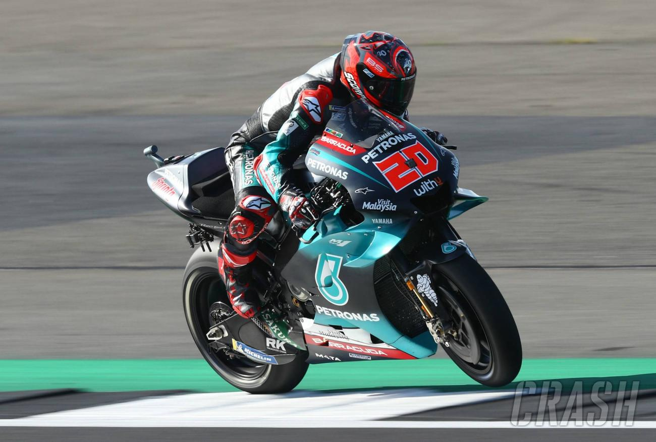 Engine issue costs Quartararo front row tilt MotoGP News 1300x875