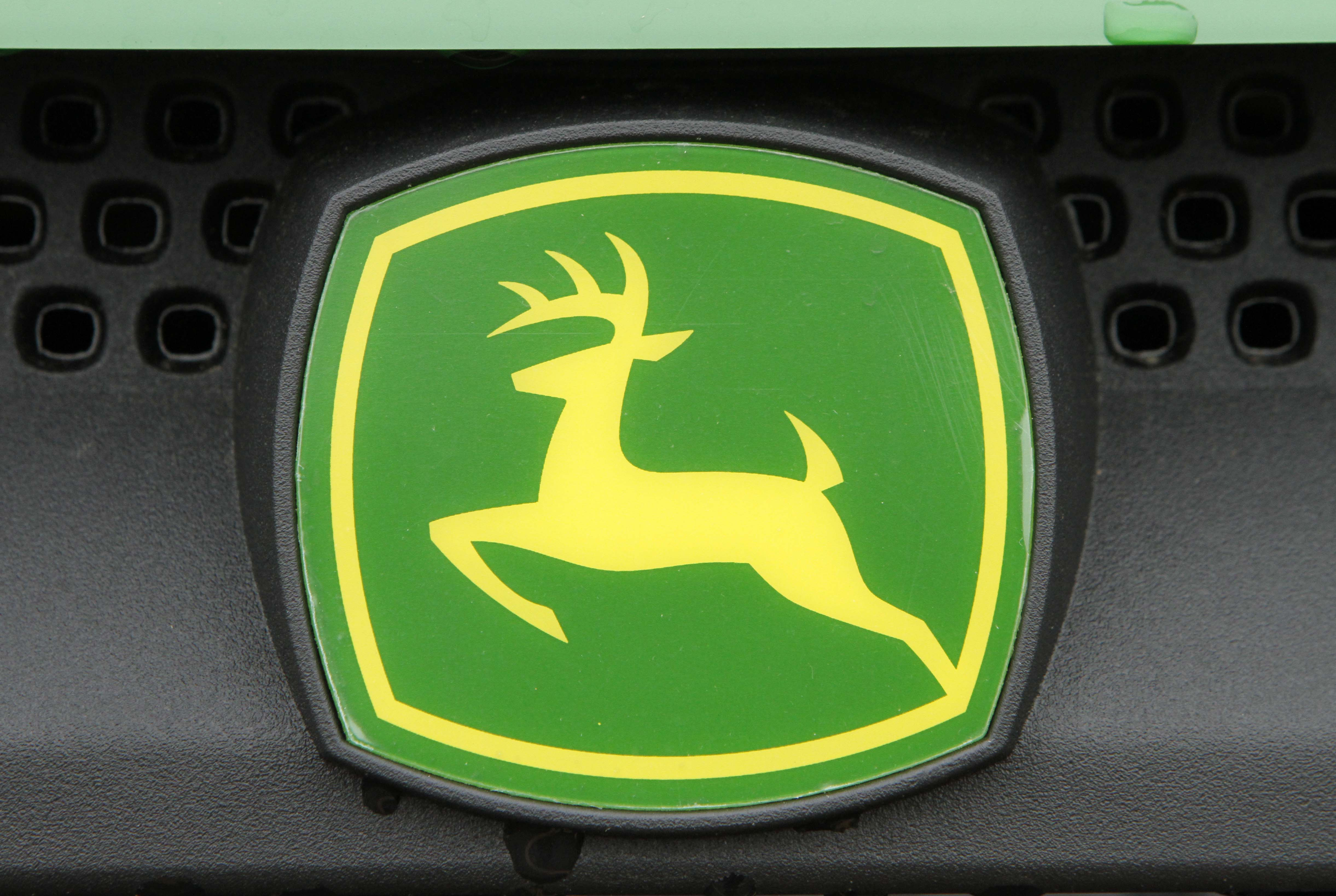 John Deere Logo Wallpaper 2015