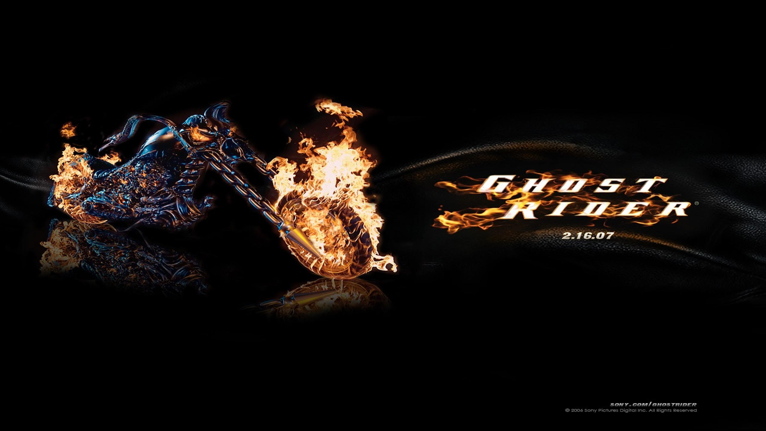 Ghost Rider HD Wallpapers 2560x1440 Movie Wallpapers 2560x1440 2560x1440