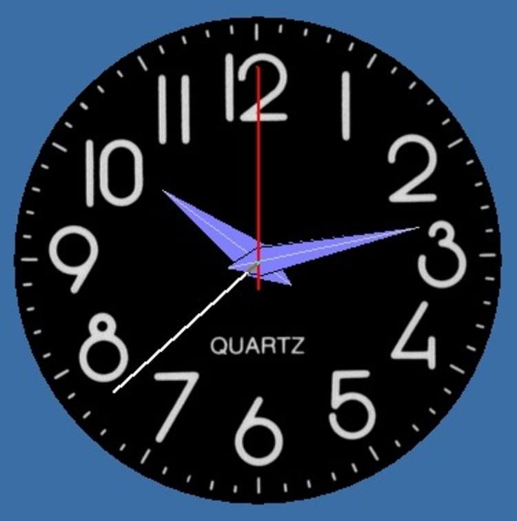 47+] Animated Digital Clock Wallpaper on WallpaperSafari