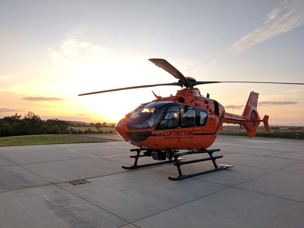 100 Helicopter Pictures Download Images on Unsplash 1000x750