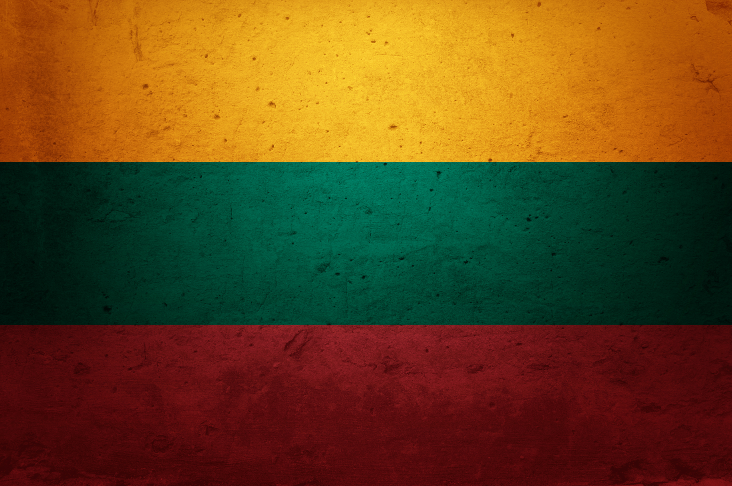 Flag Of Lithuania HD Wallpaper Background Image 2560x1700 ID 2560x1700