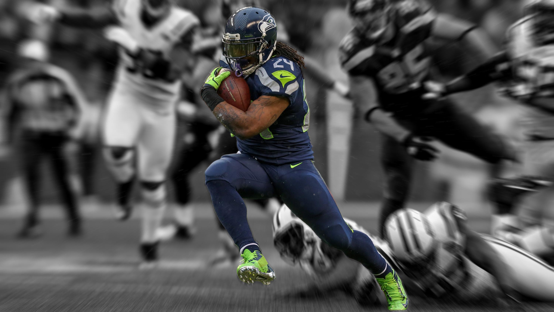 Marshawn Lynch Seahawks Wallpaper   NFL Photo 32784736 3000x1688