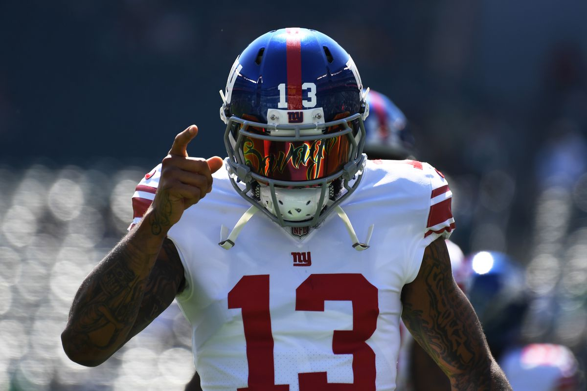 Odell Beckham Jr traded to Browns from Giants Its happening 1200x800