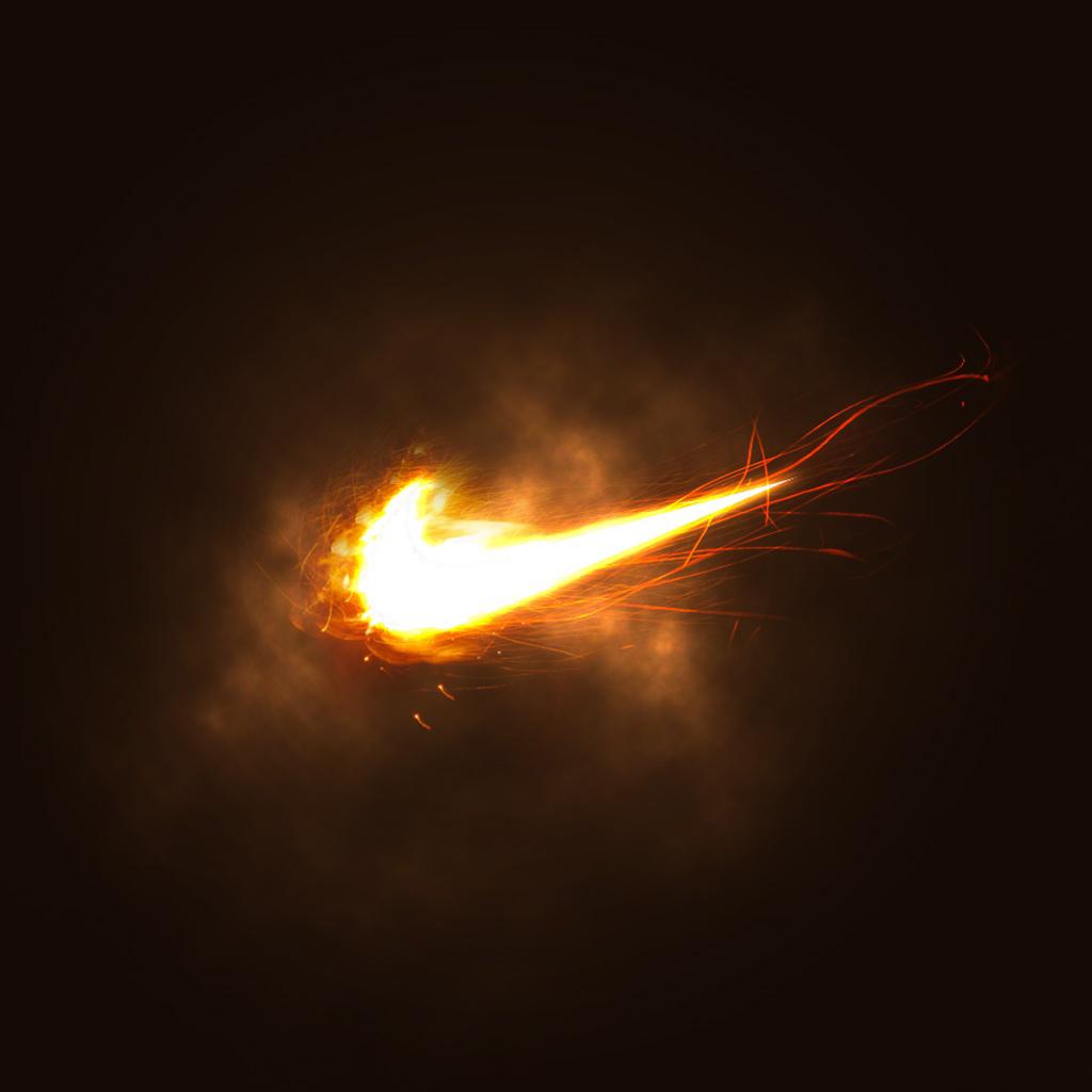 Newest iPad wallpapers Logo Wallpapers Nike Logo 1024x1024