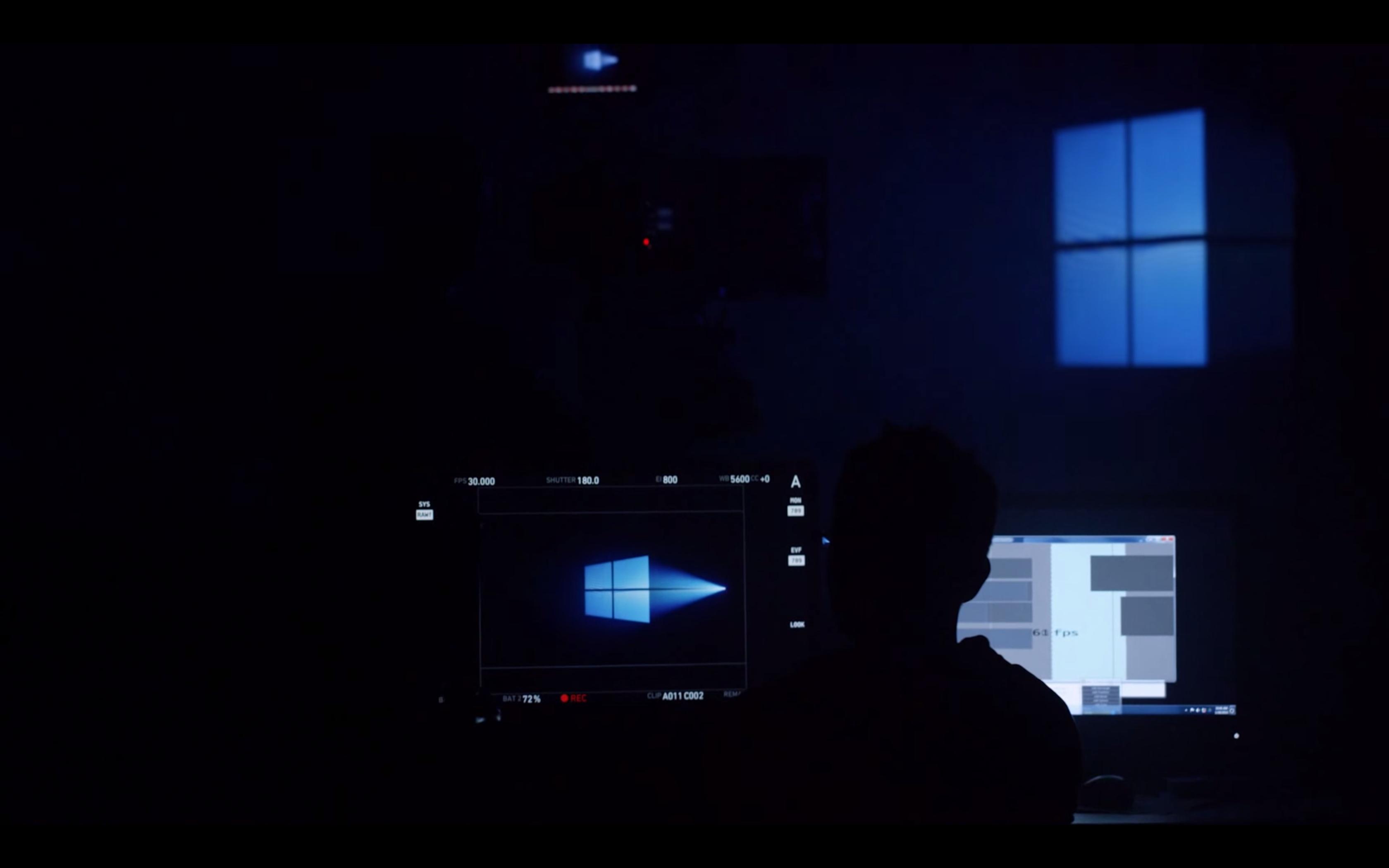 Windows 10 Tron Wallpaper