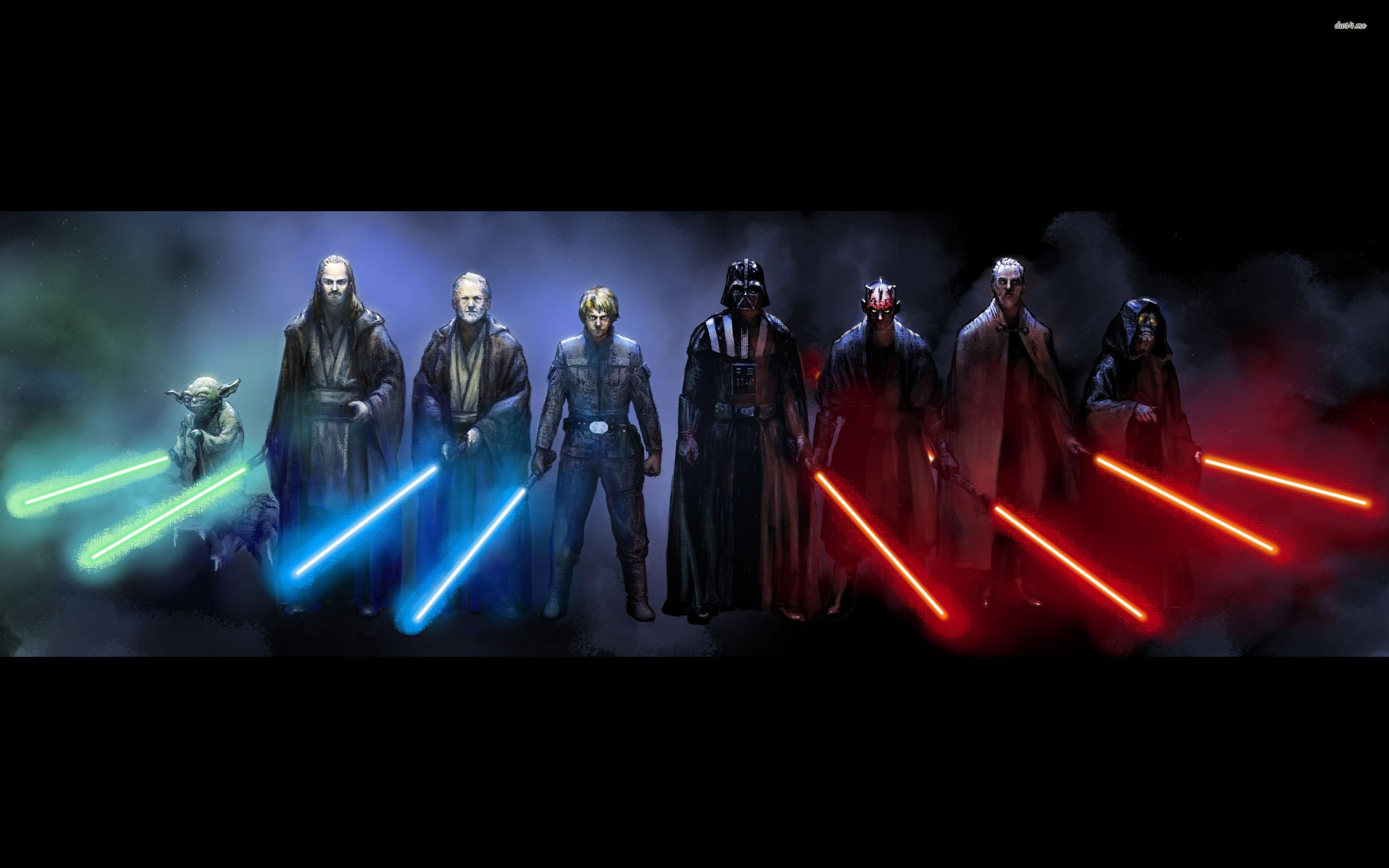 Jedi and Sith   Star Wars wallpaper   Movie wallpapers   17310 2880x1800