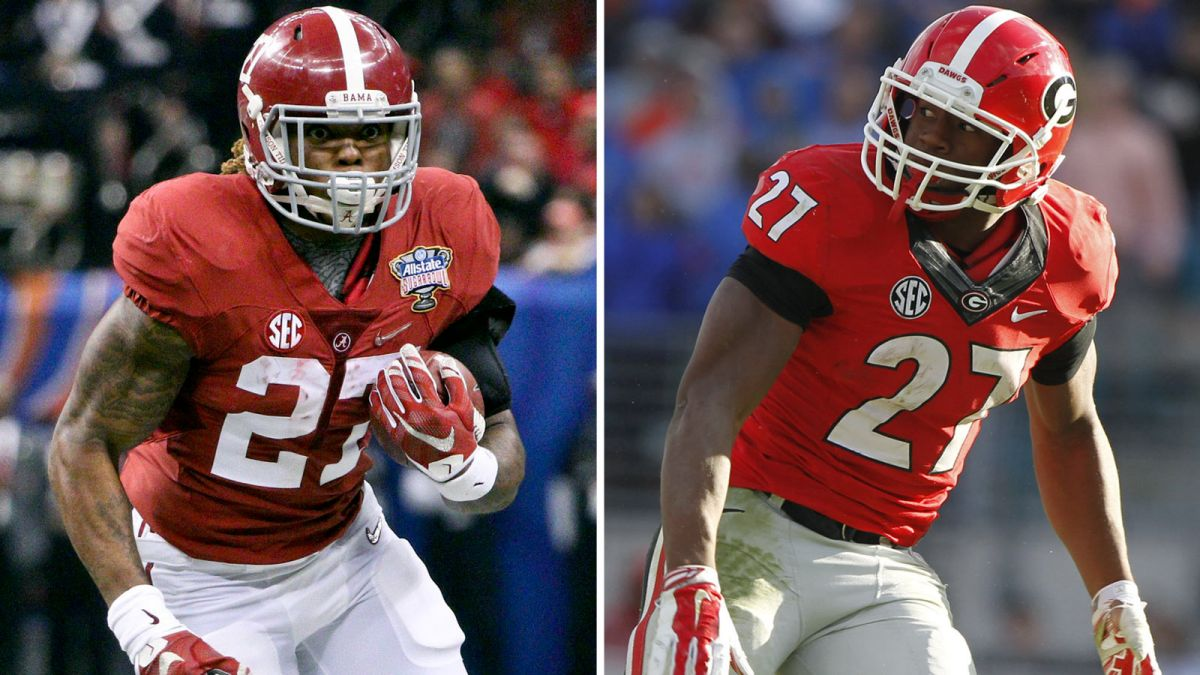 SEC Football Everyone is chasing Alabama Georgia in 2015 FOX 1200x675