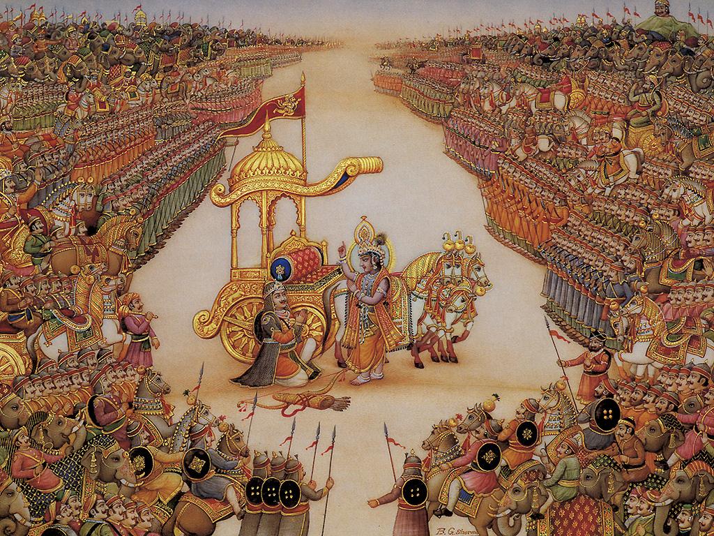 DrDepak Muniraj Bhagavad Gita Wallpapers   Quotes from 1024x768