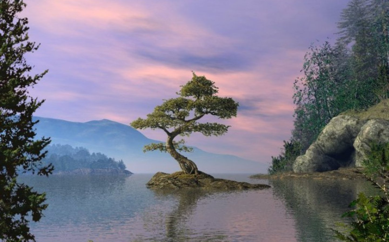Free Scenic Backgrounds Wallpapersafari