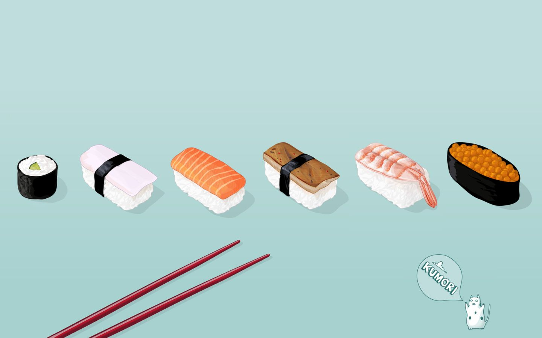 Sushi Computer Wallpapers Desktop Backgrounds 1440x900 ID 1440x900