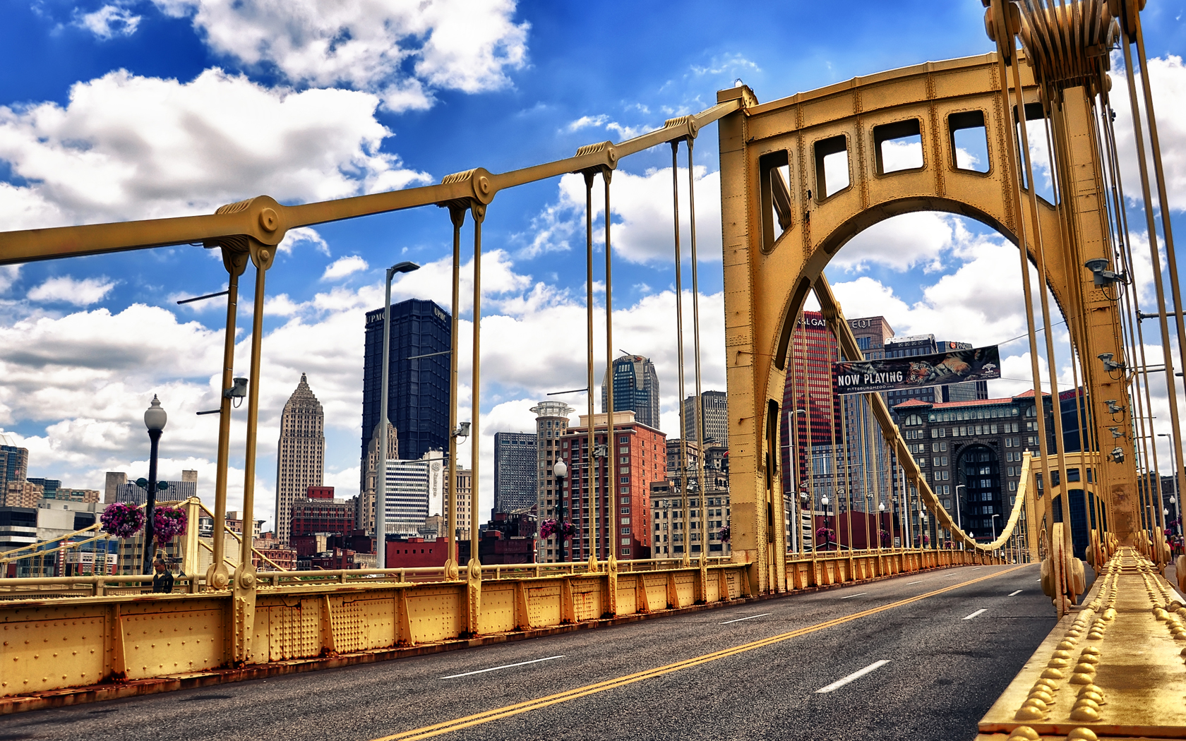 Download Wallpapers   Pittsburgh PA 1680x1050