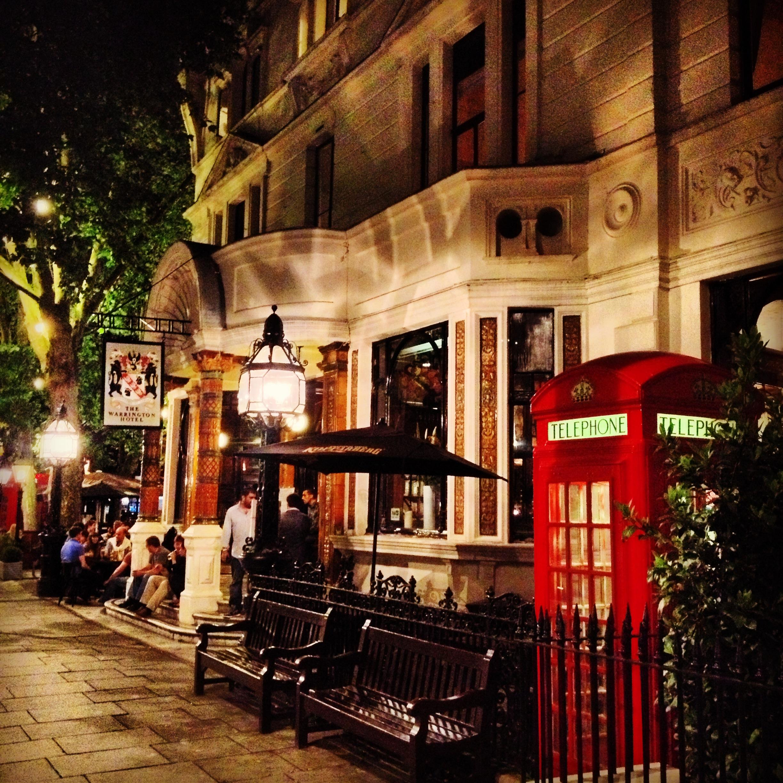 Marylebone and Maida Vale 2448x2448