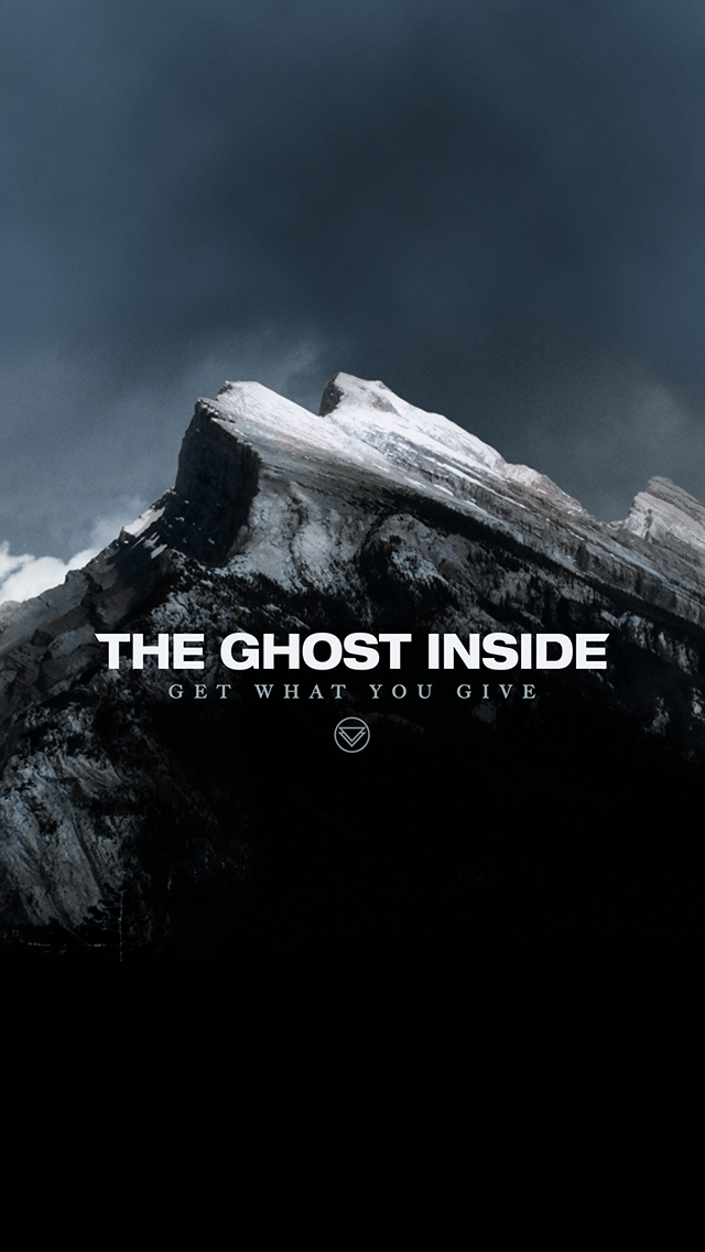 The Ghost inside   iphone 5 640x1136 wallpapers 640x1136