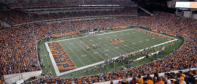 Zachary Isaiah Williams 6S Cincinnati Bengals ...