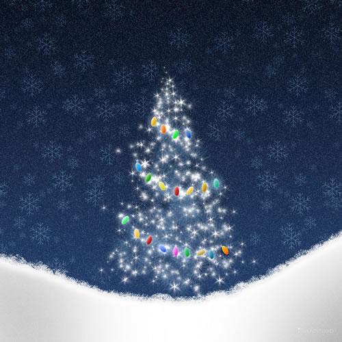 40 Beautiful Christmas Wallpapers For iPad Lovers Smashing Wall 500x500