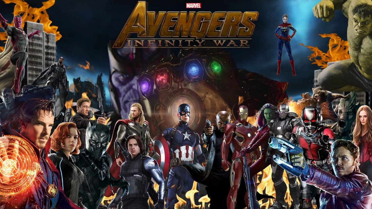 Free download Soundtrack Avengers Infinity War Theme Song