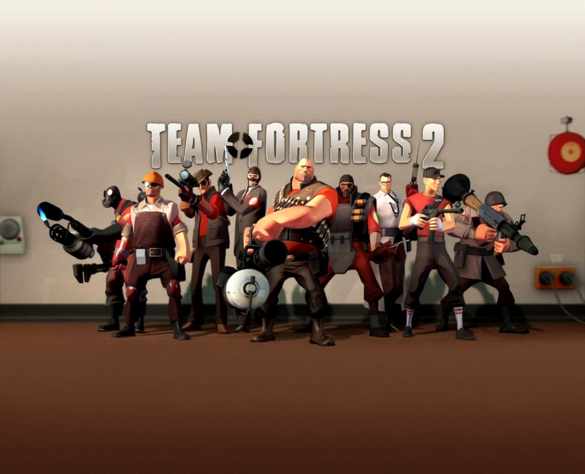 Team Fortress 2 Wallpaper 1080P Like Wallpapers 1164x942