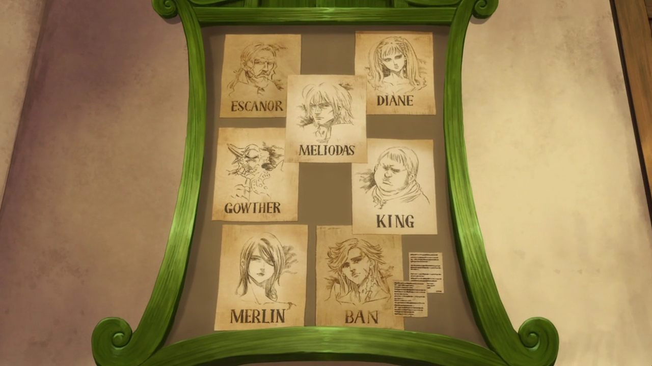 Opinin personal Nanatsu no Taizai es uno de esos animes que no 1280x720