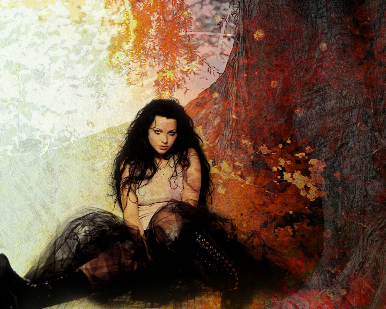 Evanescence HD Wallpapers Backgrounds 1280x1024