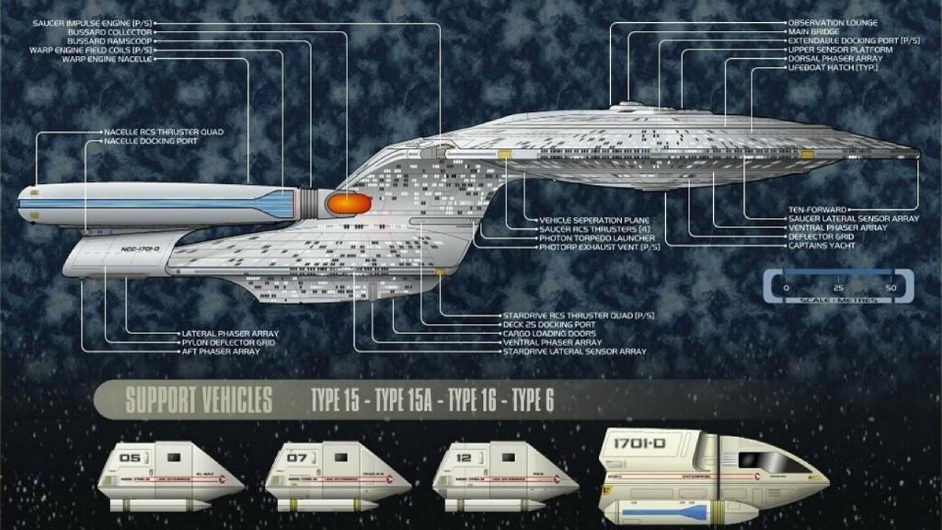 star trek uss enterprise starship HD Wallpaper wallpaper   17597 1920x1080