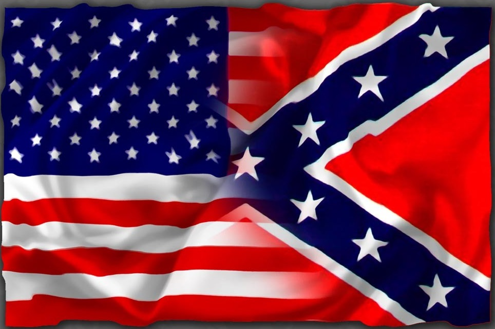American Confederate Flag American Rebel Flag 964x642