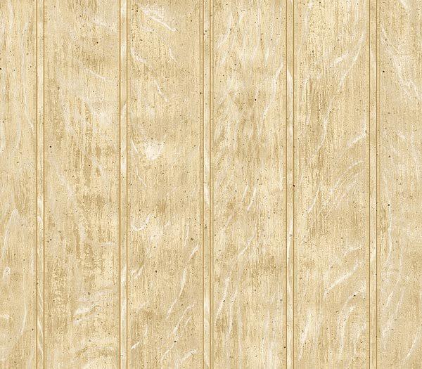 Light Beige Sunday Beadboard Wallpaper 600x525