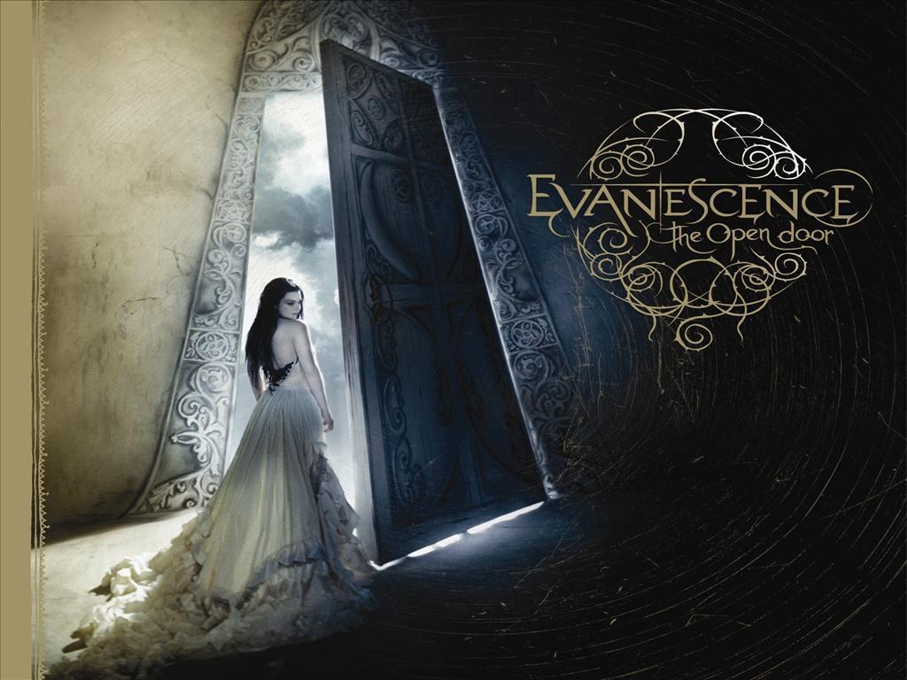 evanescence the open door papel de parede de evanescence the open door 1024x768