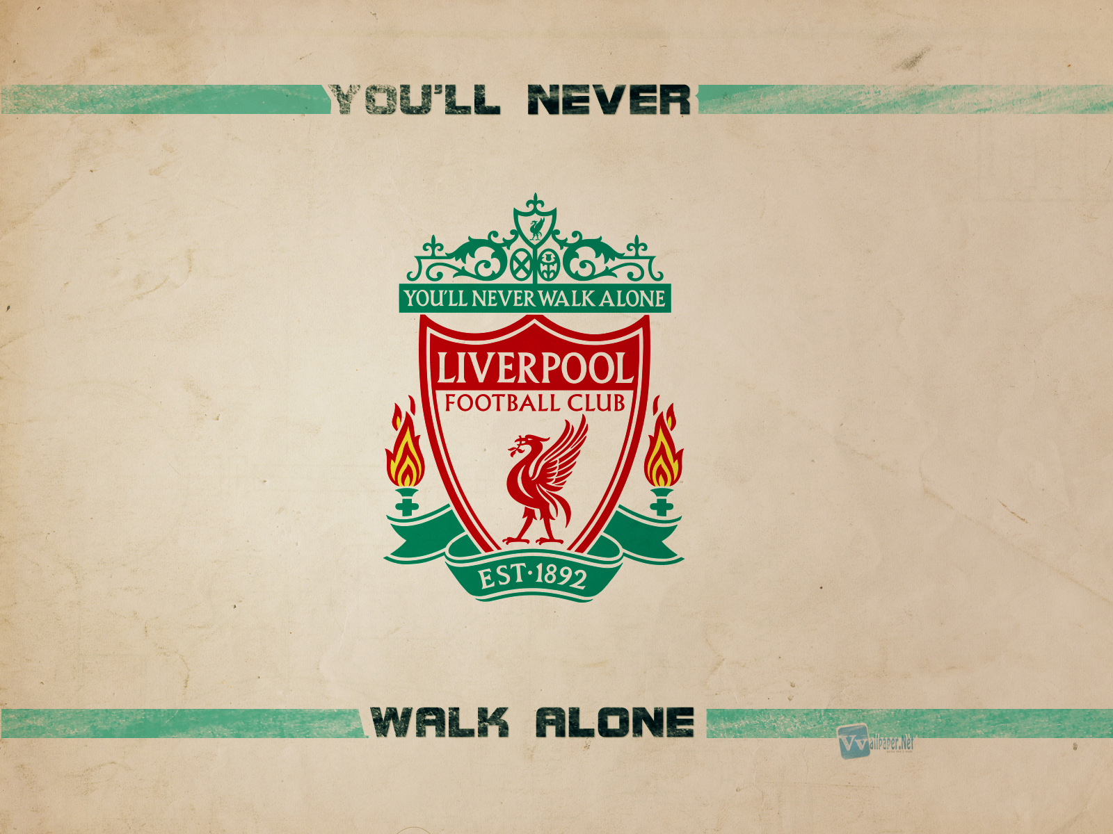 Liverpool FC Logo and Badge HD Wallpapers Desktop Wallpaper 1600x1200