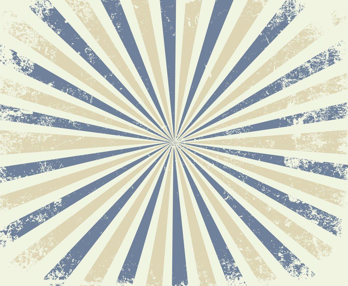 Retro Grunge Sunburst Background Vector Art Graphics 1136x936