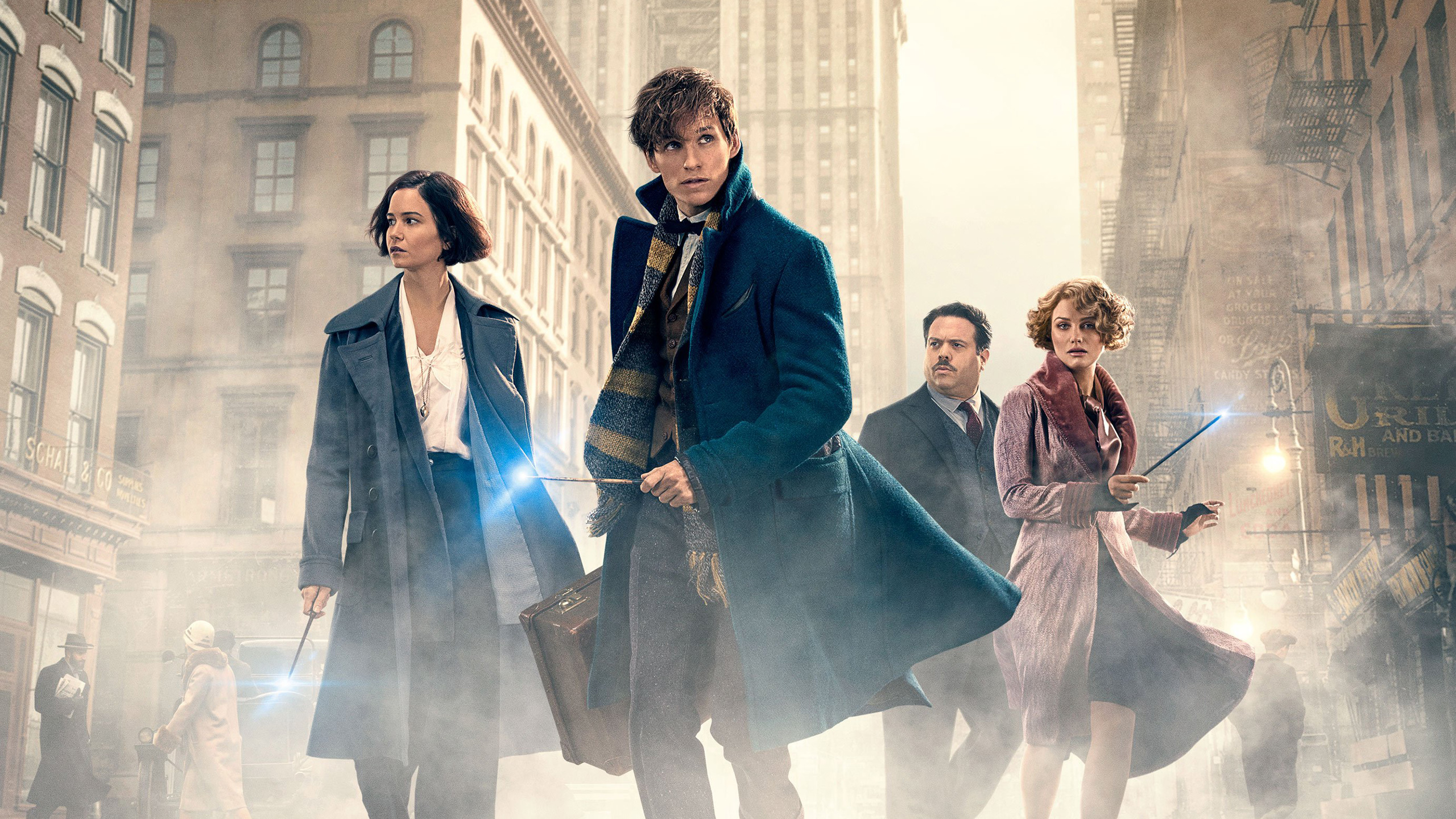 Fantastic Beasts and Where to Find Them wallpaper 1 2560x1440