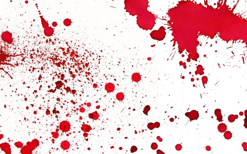 bloody splatter wallpaper - photo #6