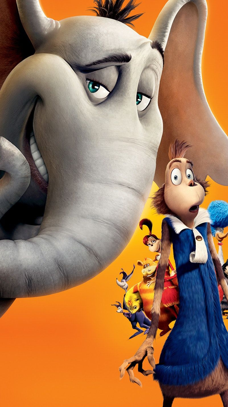 Horton Hears a Who 2008 Phone Wallpaper Only Disney Luv in 801x1426
