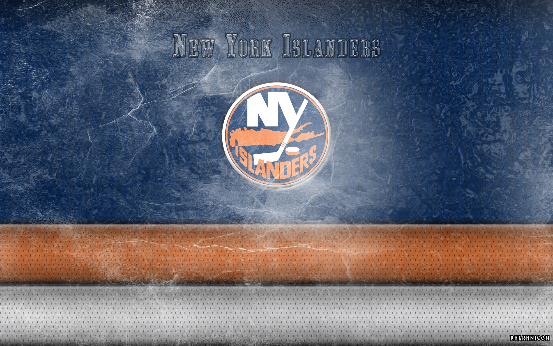 New York Islanders wallpaper by Balkanicon 1920x1200