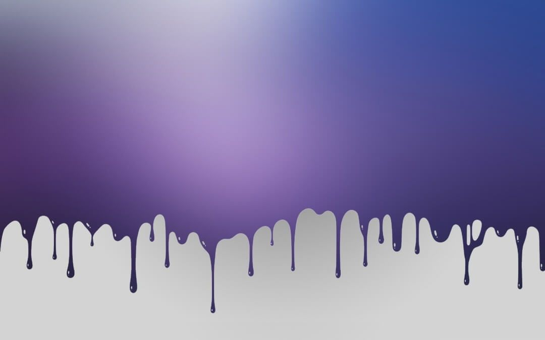 Paint Drip Keynote Theme iWork Templates Drip painting 1080x675