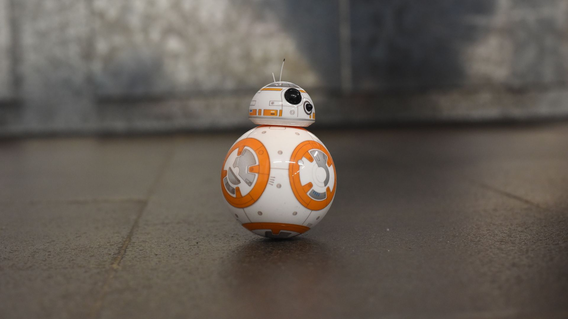 Free Download Bb8 1920x1080 Bb8 Droid 1920x1080 For Your Desktop