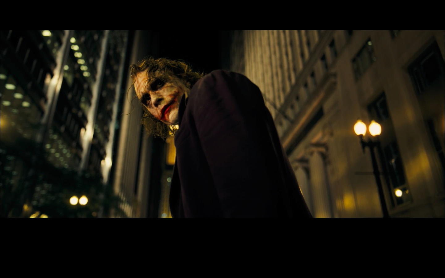 The Joker Wallpaper 1440x900 The Joker Heath Ledger Batman The 1440x900