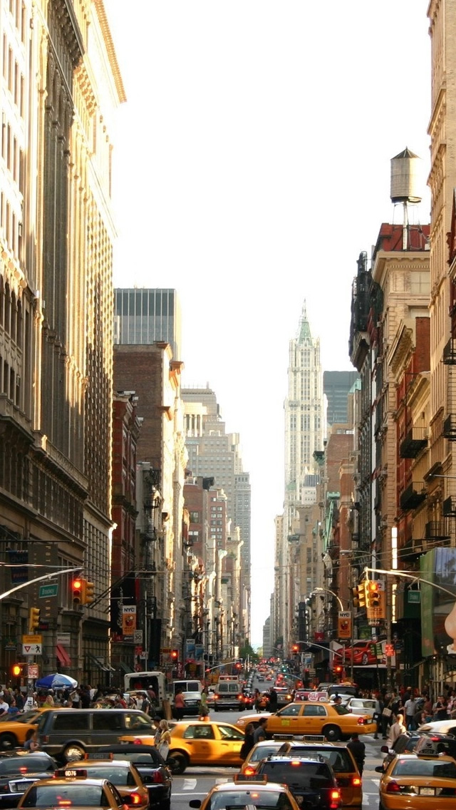 New York City IPhone 5s Wallpaper Download