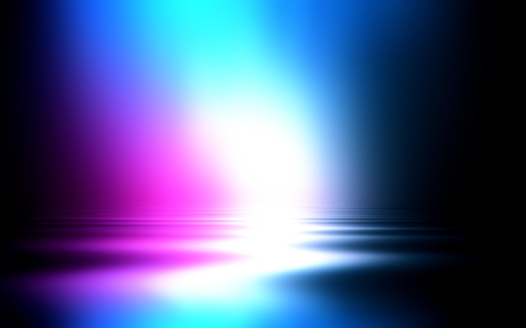 Abstract Light Ambient Wallpaper Wide   1680x1050 iWallHD   Wallpaper 1680x1050