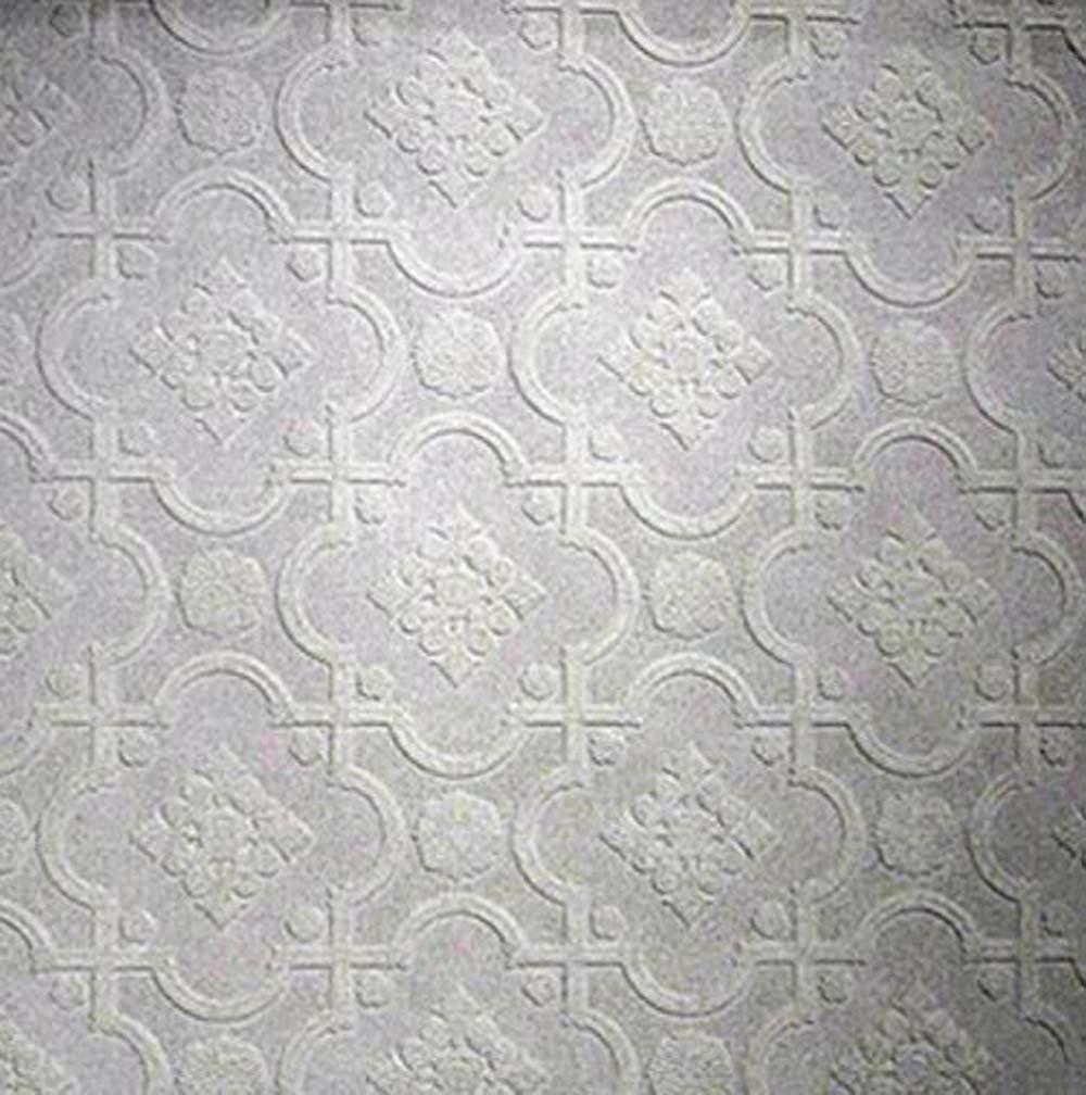 Tin Look Paintable Wallpaper Wallpapersafari