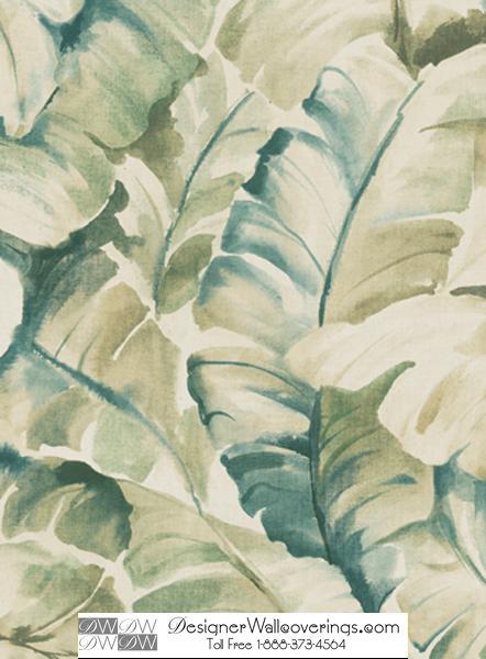 Banana Leaf Wallpaper Banana leaf wall paper 442x600