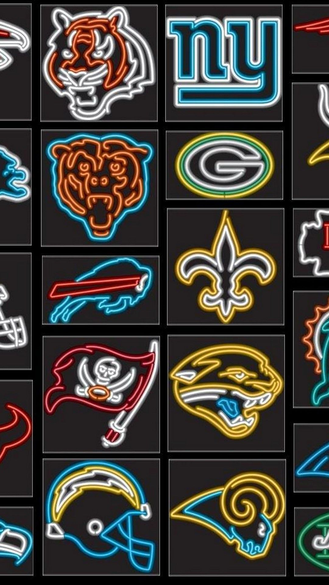 Cool NFL HD Wallpaper For iPhone 2020 NFL Football Wallpapers 1080x1920