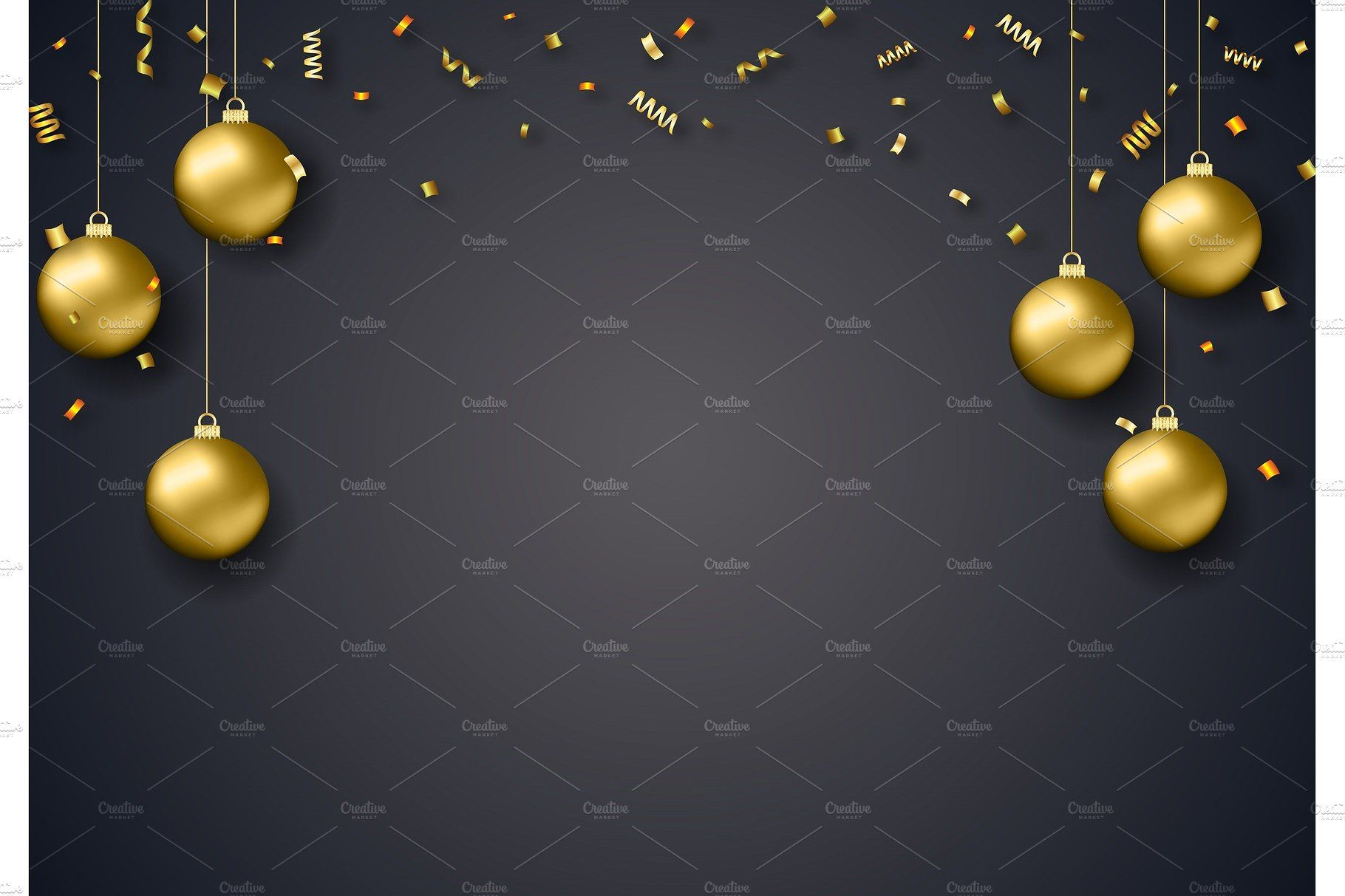 2018 New Year background New years background Invitation 1820x1213