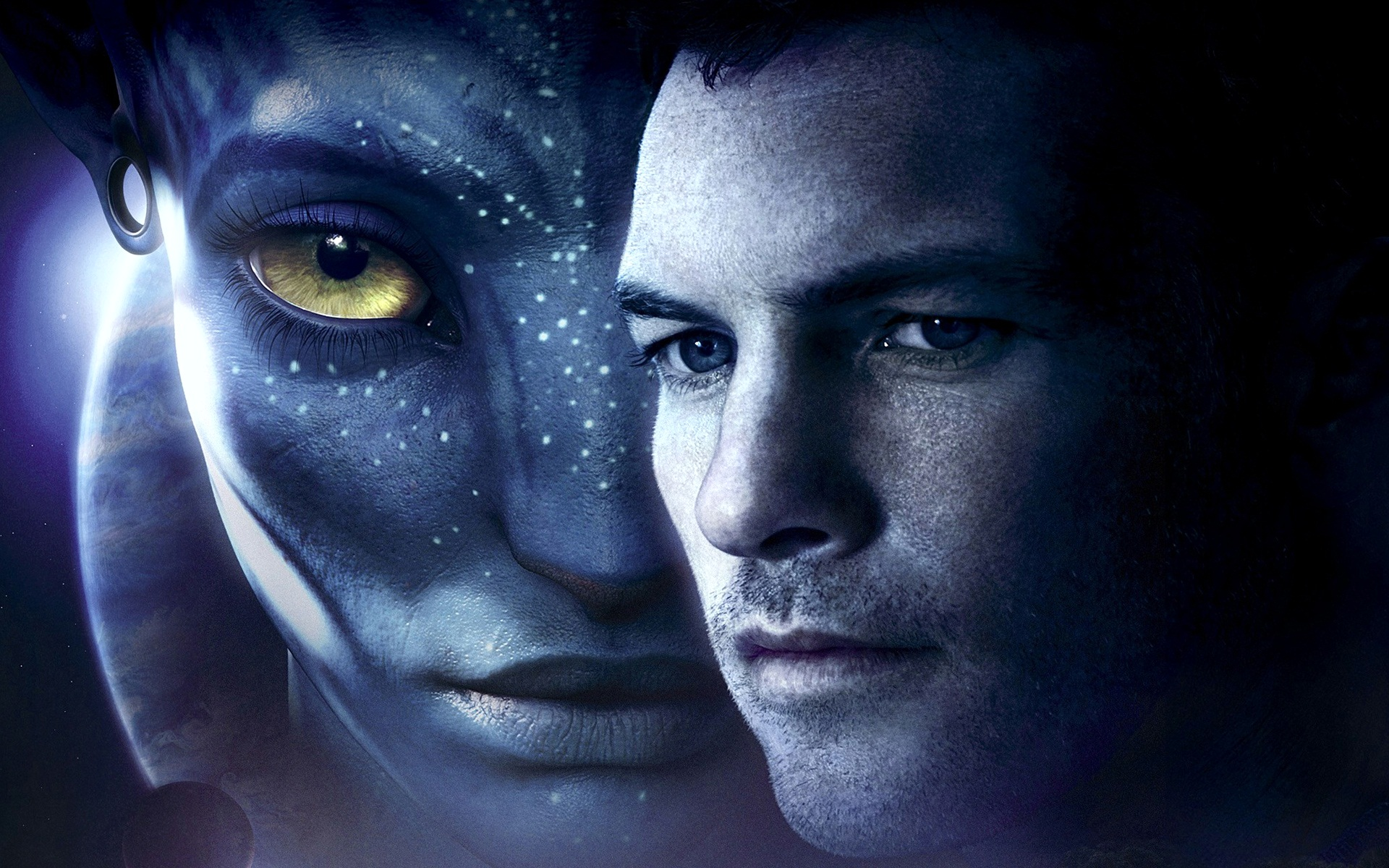 Blockbuster Movie Avatar 2009 Latest HD Wallpapers Hollywood 1920x1200