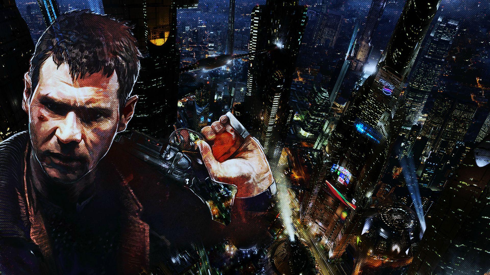 Blade Runner [1920x1080] iimgurcom 1920x1080