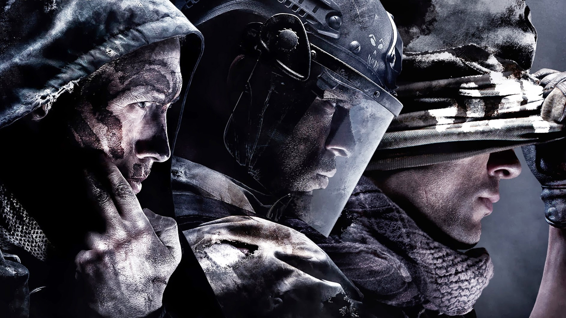 Call of Duty Ghost Wallpaper 1920x1080