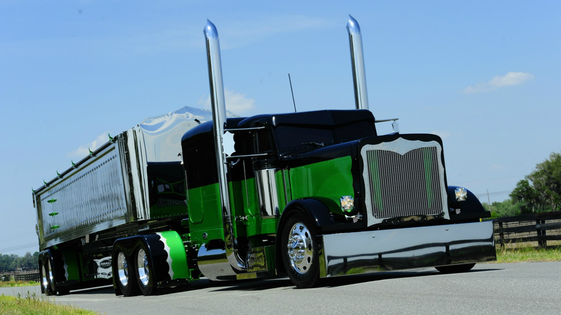 American Truck Peterbilt 379 EXHD wallpapers and images   wallpapers 1920x1080