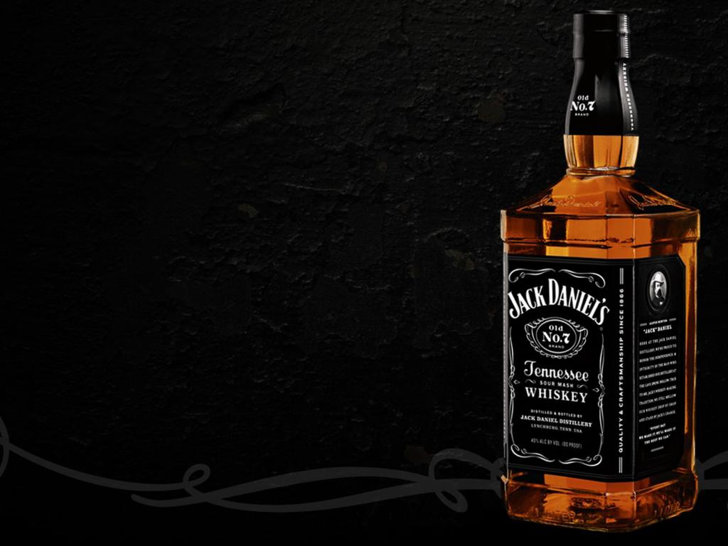 Jack Daniel Whiskey HD Wallpaper Background For Your PC Computer 1024x768